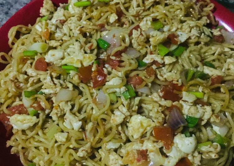 How to Prepare Favorite Fried noodle