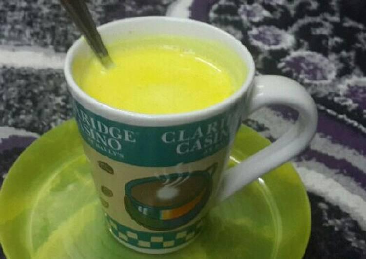 Golden Milk/Turmeric Latte