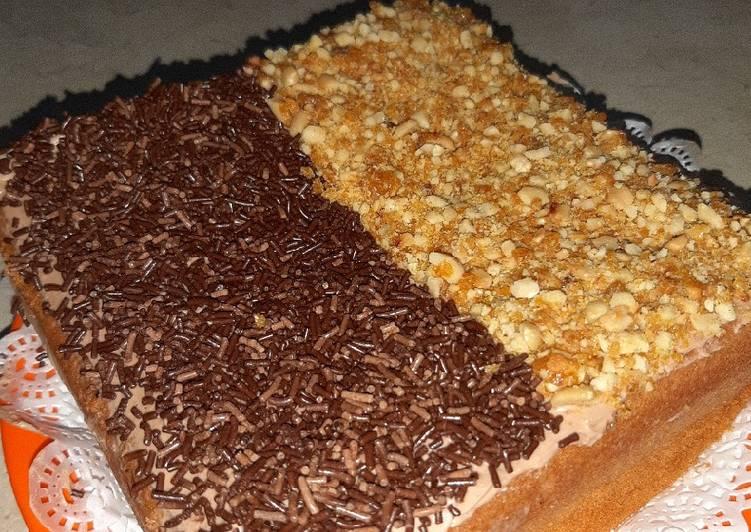 Bolu Jadul Krim Coklat - cookandrecipe.com