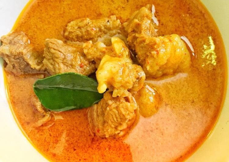 Resep Gulai daging sapi padang oleh vivi.Nasrul - Cookpad