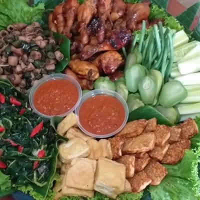 Resep Lauk Teman Nasi Liwet Oleh Nova Wafathar Cookpad