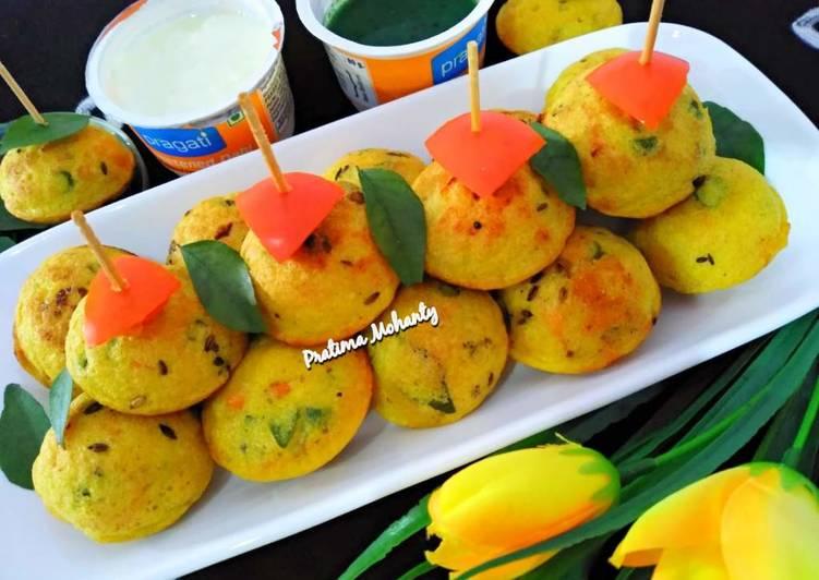 Vegetable Appam