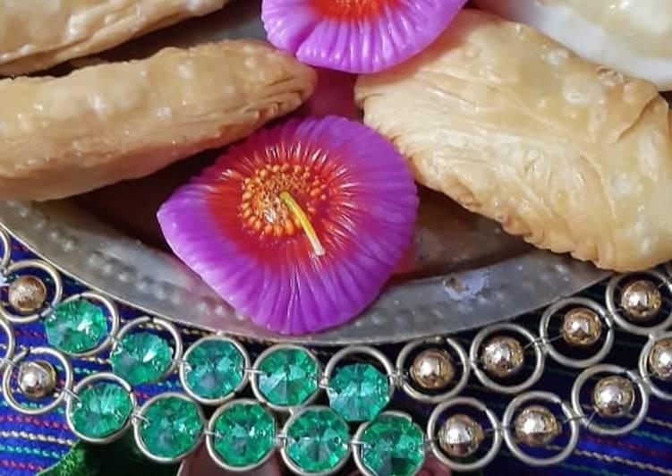 Simple Way to Make Perfect Odisha khaza (temple puri mahaprasad)