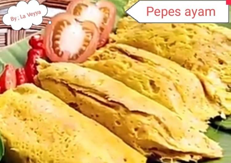 Pepes ayam