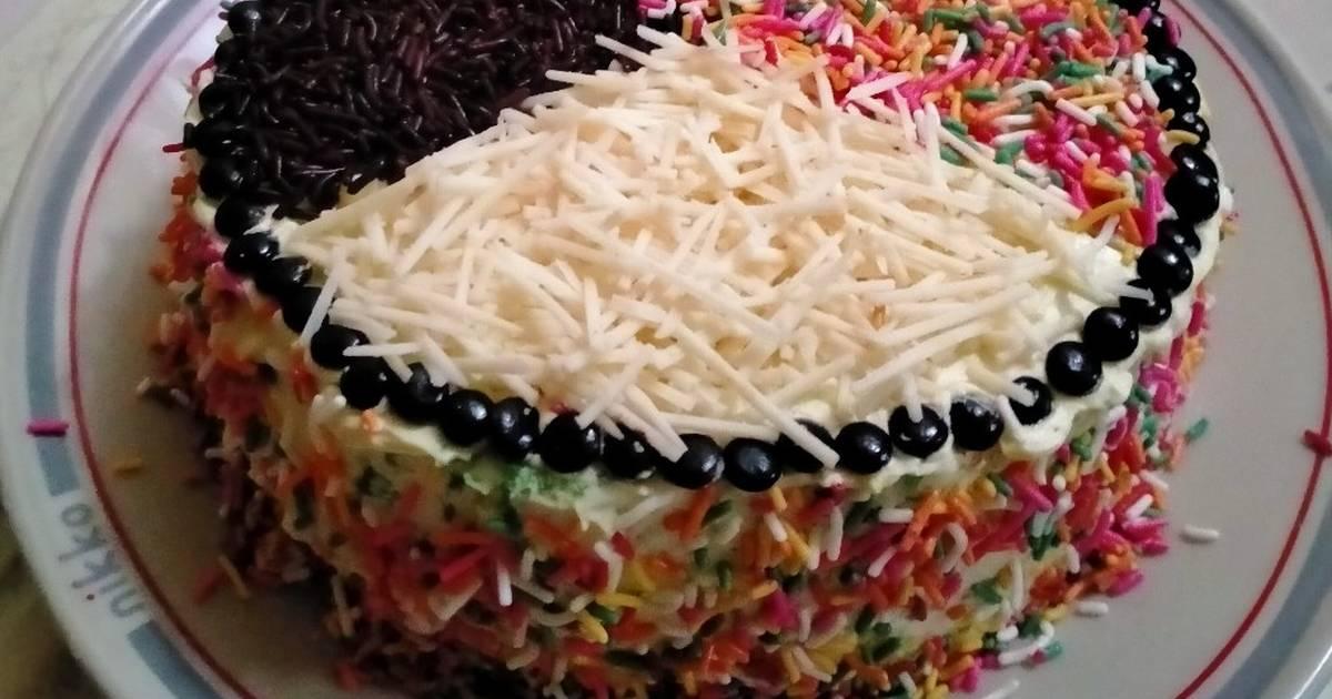 6 651 Resep Kue Ulang Tahun Kukus Sederhana Enak Dan Sederhana Ala Rumahan Cookpad