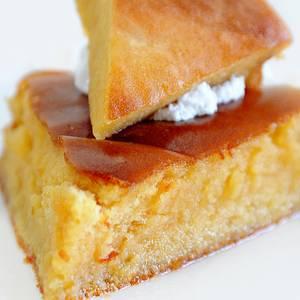 Receta de cake capuchino - receta cubana