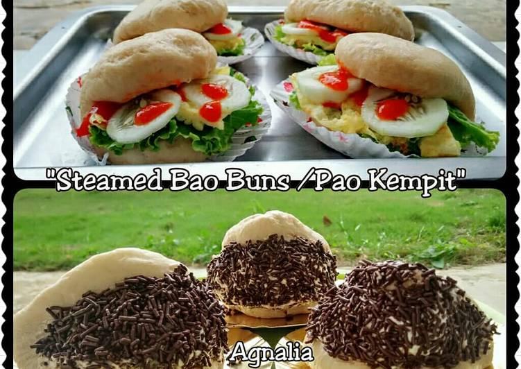 Steamed Bao Buns/Pao kempit