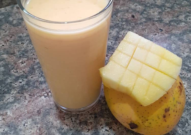 Old Fashioned Dinner Ideas Fall Mango smoothie