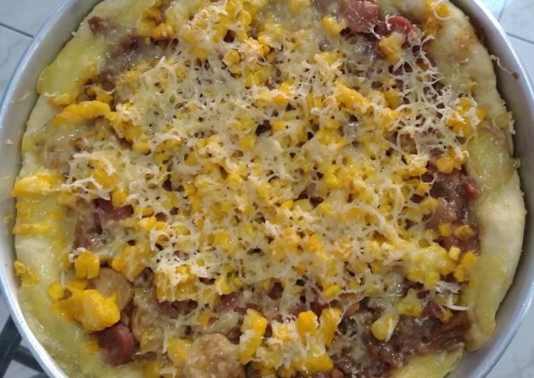 Pizza Oven Rumahan