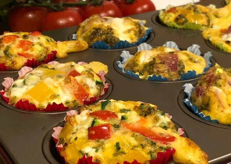 Low-Carb-Muffins
