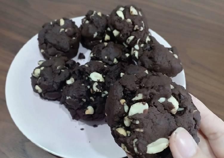 Levain cookies chocochip (double choco)