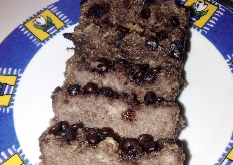 Bolu puding roti tawar - cookandrecipe.com