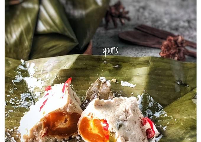 Resep Botok Telur Asin Oleh Yuyun Yuniarti Cookpad