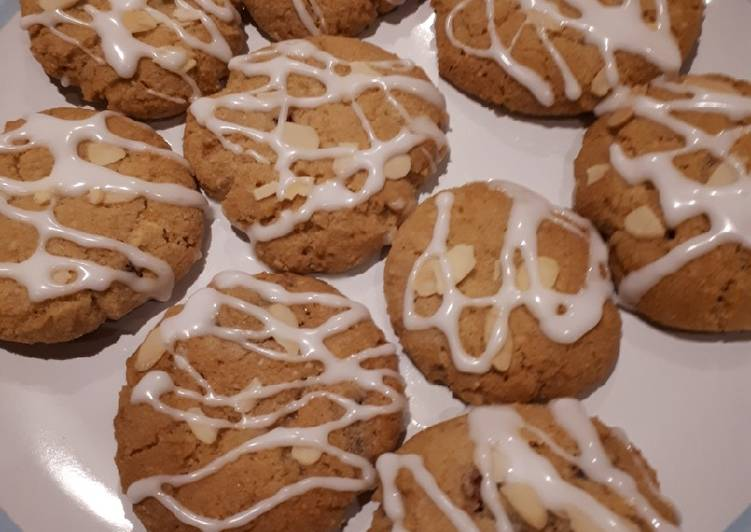 Simple Way to Prepare Quick Bakewell Cookies