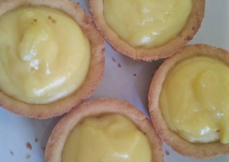 Pie Susu dari Sisa Kue Kering Lebaran