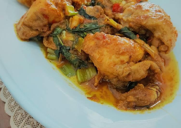 Ayam Woku ala me