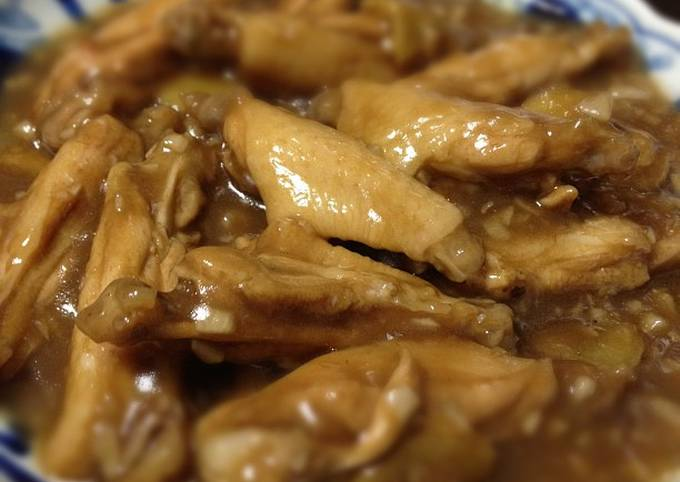 Recipe of Favorite Cola Chicken Wings