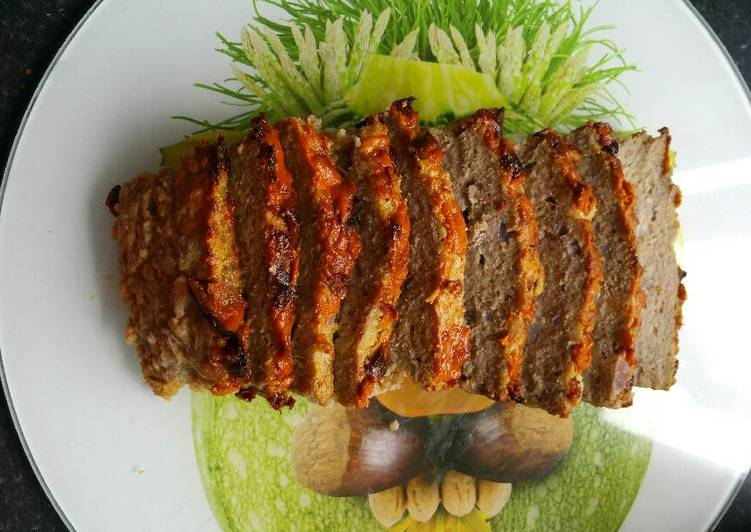 How to Serve Favorite Meatloaf My Way