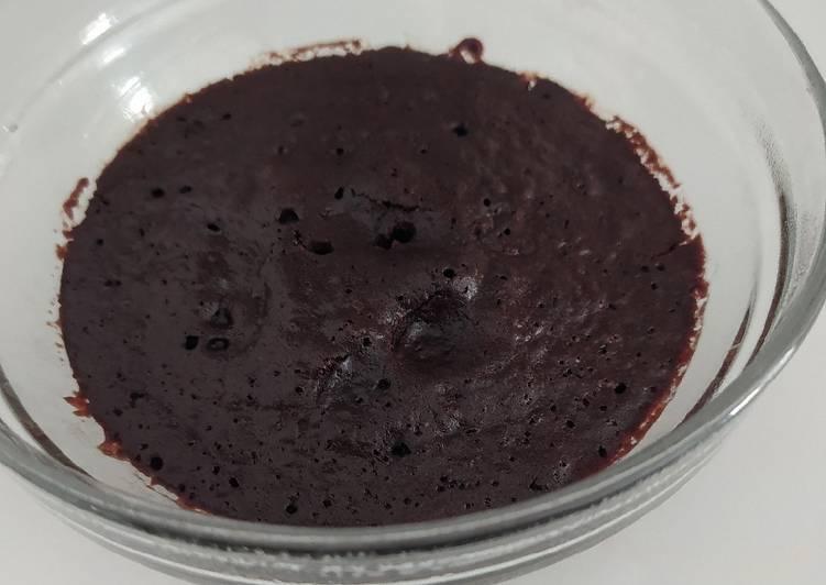 Recipe: Perfect Microwave mug/bowl cake