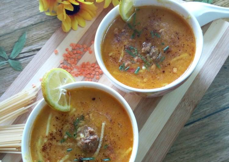 How to Make Any-night-of-the-week Arabic Daal Soup