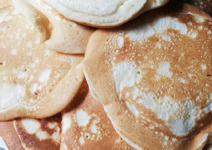 Pancakes d'Estelle 🥞