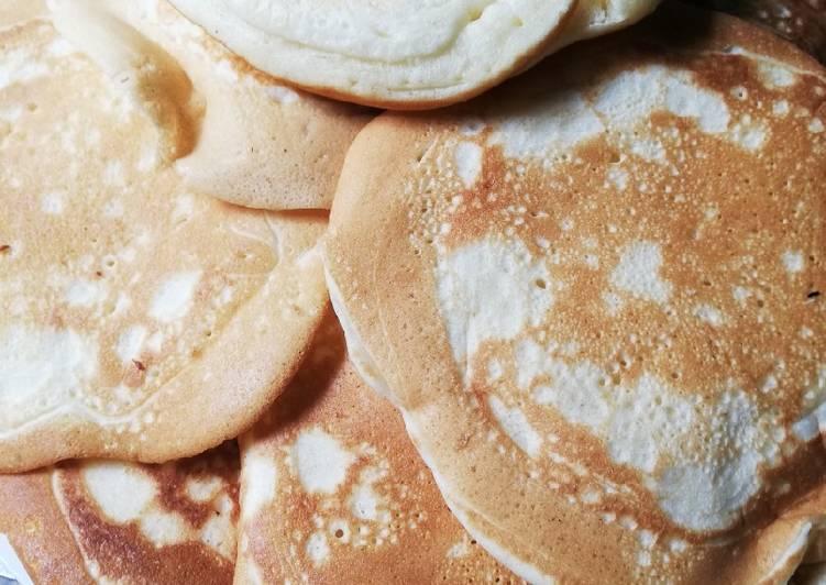 Pancakes de Estelle