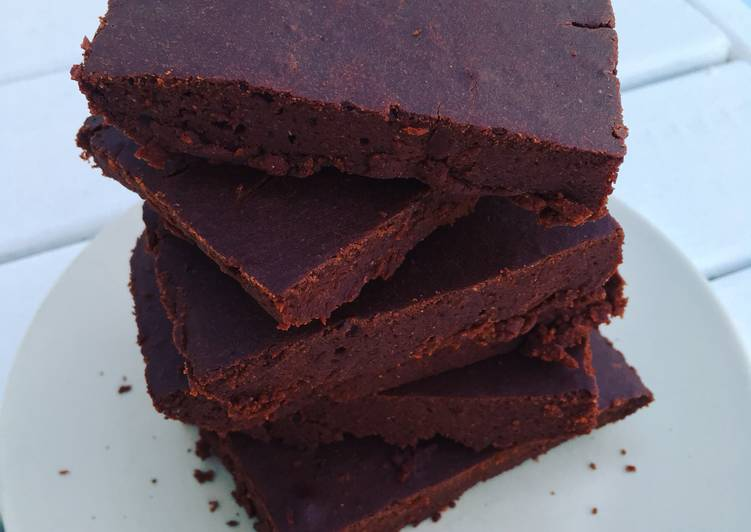 Recipe of Super Quick Homemade Vegan Brownies