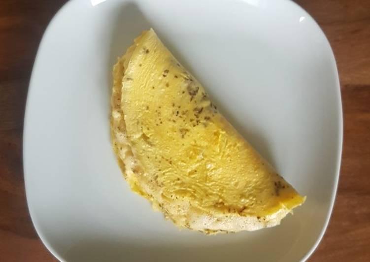 Recette Des Omelette soufflée au fromage