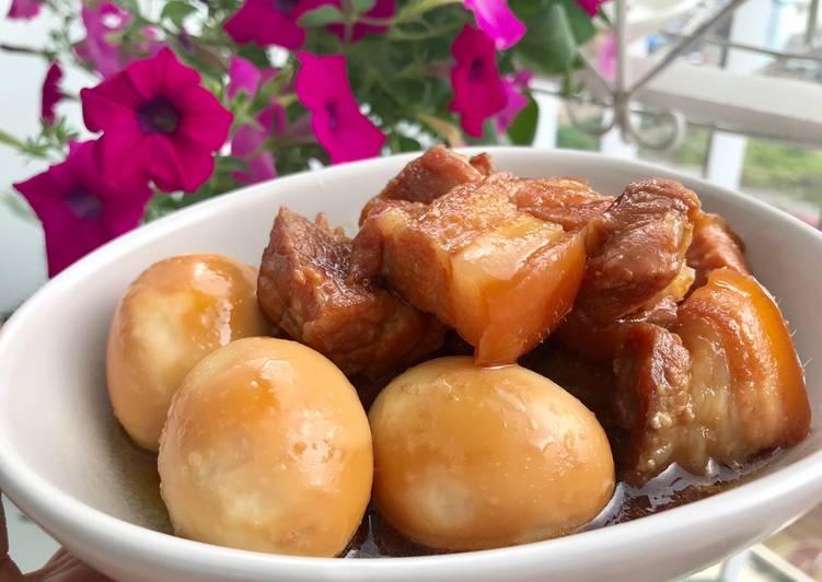 Cách Làm Món Thịt kho trứng (thịt kho tàu) của Hoàng Ngọc - Cookpad