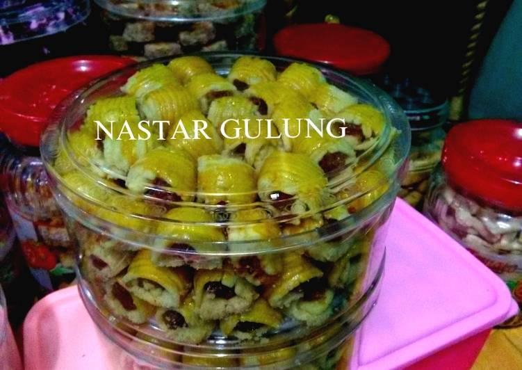 Nastar Gulung super lembut n lumeeeer - cookandrecipe.com