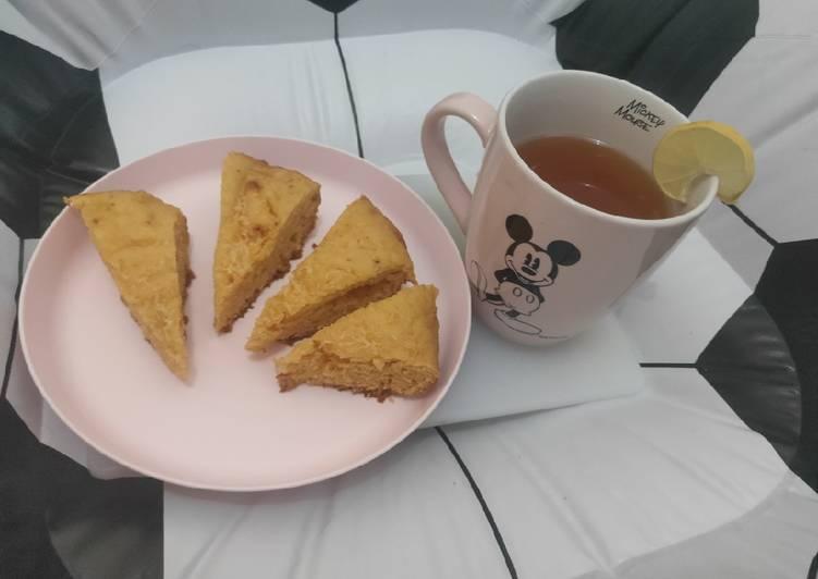 Resep Bolu keju ricecooker praktis yang Bisa Manjain Lidah