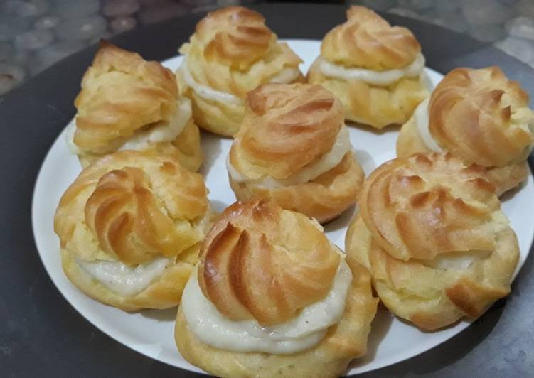 Soes Vla Durian