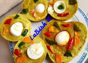 How to Prepare Appetizing Tumeric moi moi