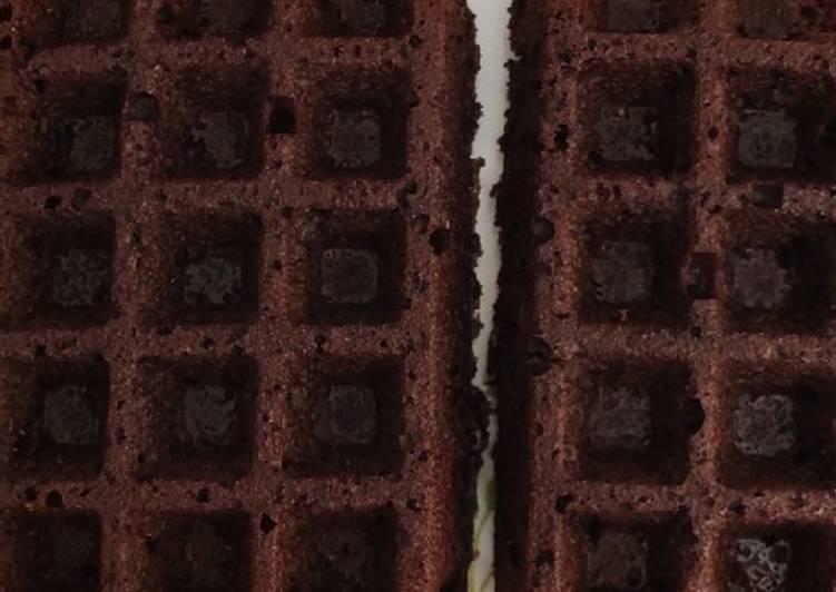 How to Make Speedy Chocolate waffle