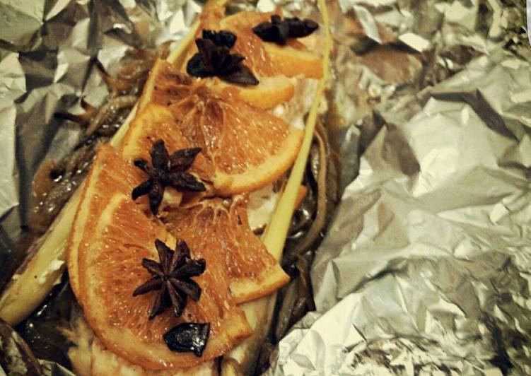 Baked Foil Parcel Orange Blossom Salmon, What Are The Positives Of Consuming Superfoods?