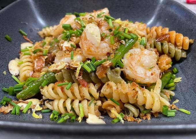 Step-by-Step Guide to Make Award-winning Shrimp Garden Rotini