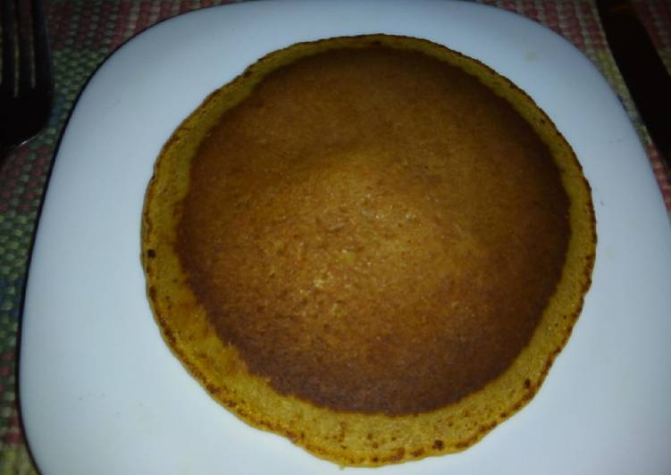 Recipe of Super Quick Homemade Pineapple flavored pancakes