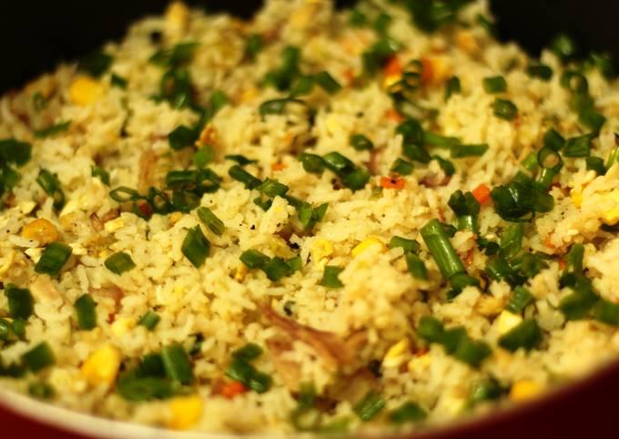 Recipe: Tasty Mixed Fried Rice- The Basic Recipe