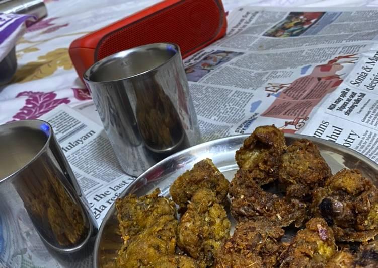How to Prepare Award-winning Kerala Fried Chicken