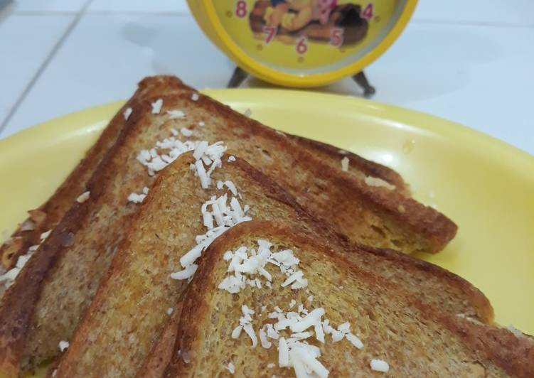 Resep Roti Gandum Sehat Bikin Ngiler