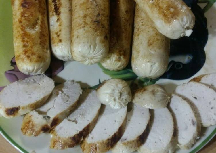 стоит домашние куриные колбаски рецепты с фото здесь картинки позволяют
