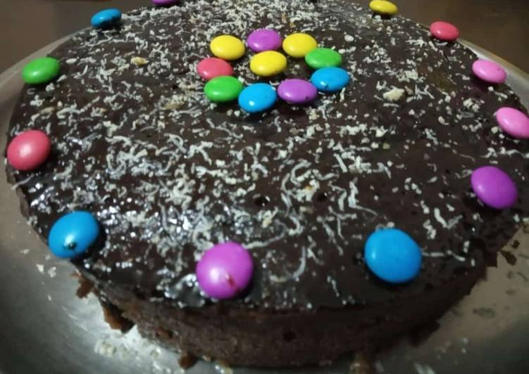 Steps to Make Favorite Oreo chocolate cake