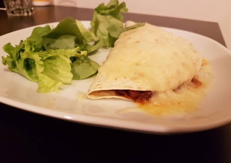 Comment Faire Des Burrito revisité