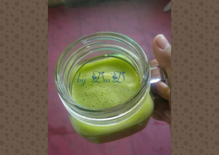 Juice Selenas (seledri nanas)