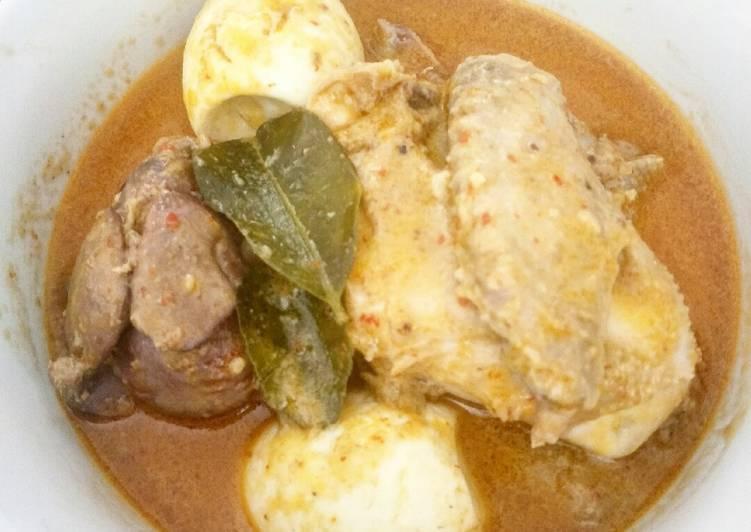 Resep Gulai Ayam Enak yang Bisa Manjain Lidah