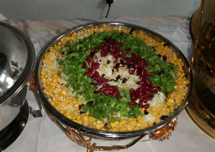 Raisins Salad #saladcontest
