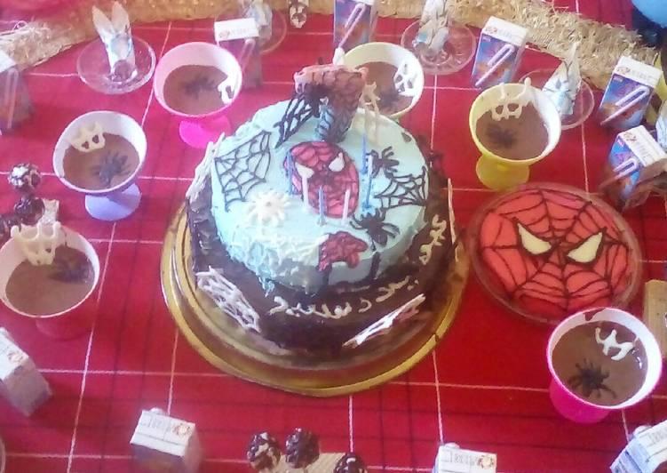 تحضيرات عيد ميلاد ابني بالصور من ام رخاء كوكباد
