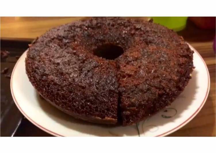 resep mengolah Bolu karamel / sarang semut - Sajian Dapur Bunda