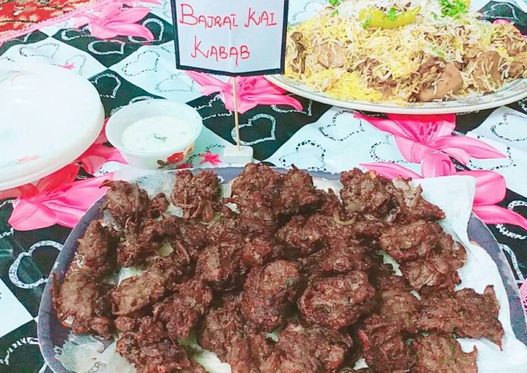 How to Prepare Quick Bajrai kai kababs
