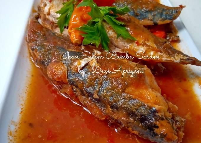 Ikan Salem Bumbu Sarden